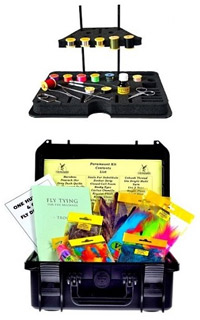 veniard paramount 2 fly tying kit