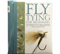 Peter Gathercole's Fly Tying For Beginners Book