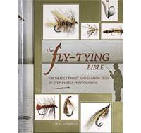 Peter Gathercole's Fly Tying Bible